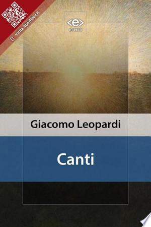 Download Canti Free PDF Books - Free PDF