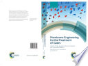 Membrane Engineering for the Treatment of Gases Volume 2 Book