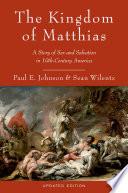 The Kingdom of Matthias Book PDF