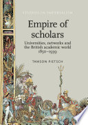 Empire Of Scholars