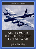 Air Power in the Age of Total War Pdf/ePub eBook
