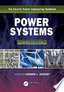 Power Systems  Third Edition Book