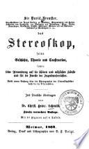 Das Stereoskop