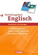 Vertiefungsfach Englisch