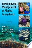 Environmental Management of Marine Ecosystems