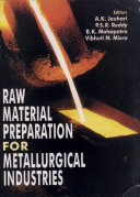Proceedings of the Seminar on Raw Material Preparation for Metallurgical Industries