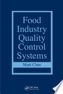 Food Industry Quality Control Systems Book PDF