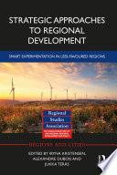 Strategic Approaches to Regional Development Book