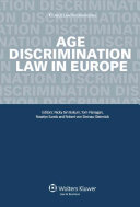 Age Discrimination Law in Europe