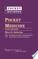Pocket Medicine Book