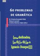 60 problemas de gramática