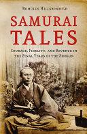 Samurai Tales Pdf/ePub eBook
