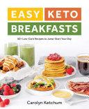 Easy Keto Breakfasts Pdf/ePub eBook