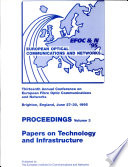 Papers on Technology and Infrastructure