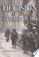Decision at Strasbourg