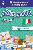 Assimemor     My First Italian Words  Oggetti e Casa