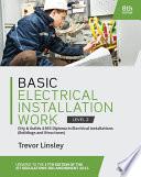 Basic Electrical Installation Work 2365 Edition