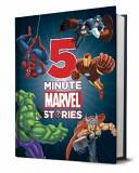 Five Minute Marvel Stories
