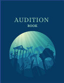 Audition Book Book