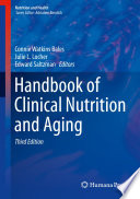 Handbook of Clinical Nutrition and Aging Book