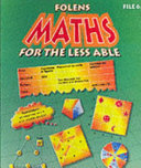 Pdf Folens Maths for the Less Able