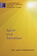 Spirit and Salvation
