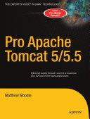 Pro Apache Tomcat 5 5 5