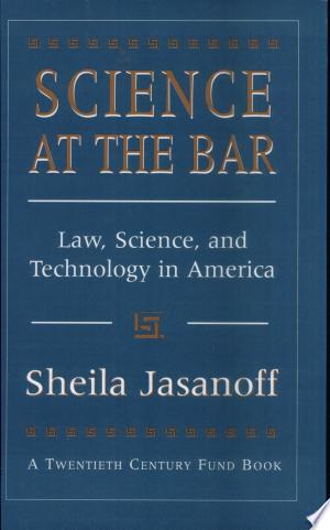 Free Download Science at the Bar PDF - Writers Club