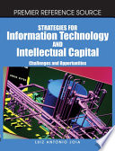 Strategies For Information Technology And Intellectual Capital Challenges And Opportunities Book PDF