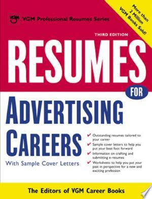 [pdf - epub] Resumes for Advertising Careers - Read eBooks Online
