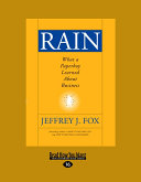 Rain (Large Print 16pt)