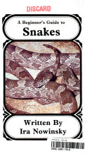 A Beginner s Guide to Snakes