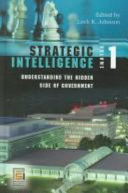 Pdf Strategic Intelligence: Understanding the hidden side of government