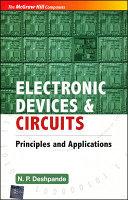 Electron Dev   Cir Prin   App
