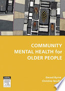 Community Mental Health for Older People