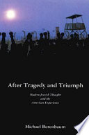 After Tragedy and Triumph