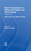 Witchcraft in the Modern World Pdf/ePub eBook