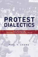 Protest Dialectics