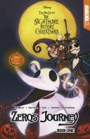 Disney Manga: Tim Burton's The Nightmare Before Christmas -- Zero's Journey Graphic Novel Book 1
