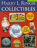 Harry L  Rinker Official Price Guide to Collectibles