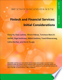 Fintech and Financial Services