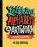 Lettering Alphabets and Art