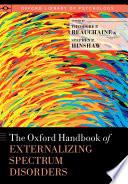 The Oxford Handbook Of Externalizing Spectrum Disorders