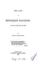 The laird of Restalrig s daughter