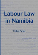 Labour Law in Namibia