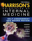 Cover of Harrisons Principles of Internal Medicine Self-Assessment and Board Review