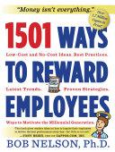 1501 Ways to Reward Employees Pdf/ePub eBook
