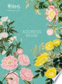 Royal Horticultural Society Pocket Address Book