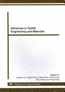 Advances in Textile Engineering and Materials