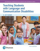 Teaching Students with Language and Communication Disabilities